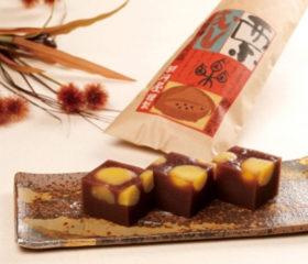 秋の味覚は数あれど、やっぱり食べたい栗の逸品