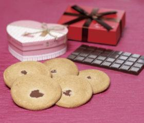 想い人に愛を伝える、甘い恋の菓子