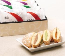 ほんのり甘いキメ細やかなふんわり食感がリニューアル!日本生まれの洋菓子『ブッセ』
